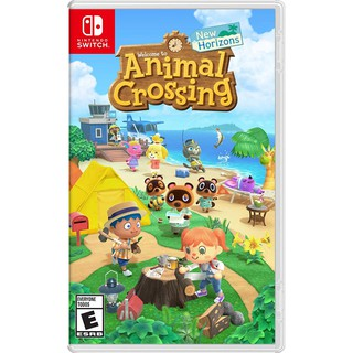 Nintendo Switch :  Animal Crossing New Horizon (US)(Eng Ver.)