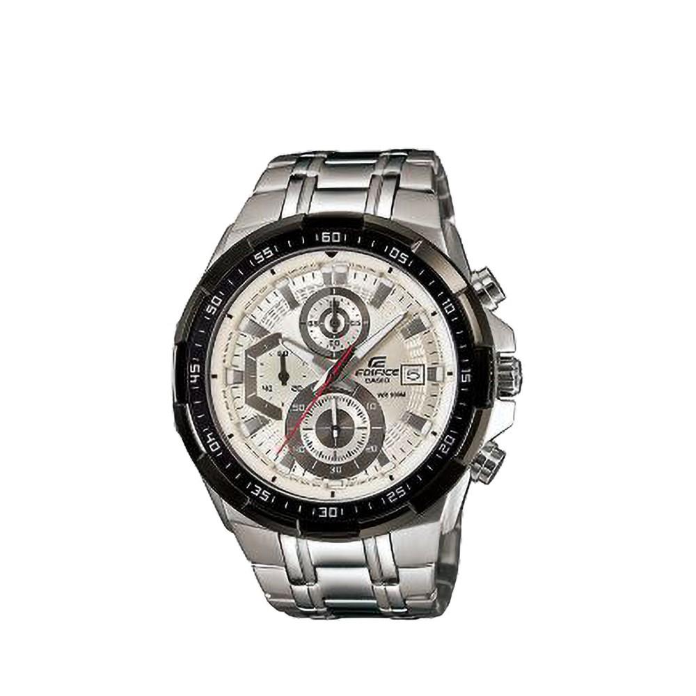 ♘CASIO นาฬิกาข้อมือ EDIFICE รุ่น EFR-539D-7AVUDF นาฬิกากันน้ำ สายสแตนเลส