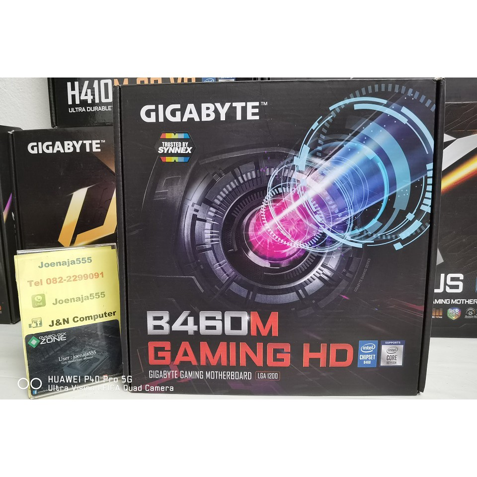 MB Gigabyte B460M Gaming HD ( Intel Gen10th )