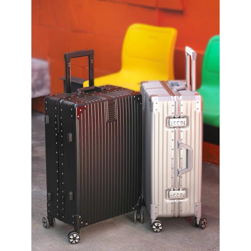 กระเป๋าเดินทาง กระเป๋าเดินทาง 20 นิ้ว กระเป๋าเดินทางโครงอลูมิเนียม NEW 20 นิ้ว 24นีว 28นิ้ว