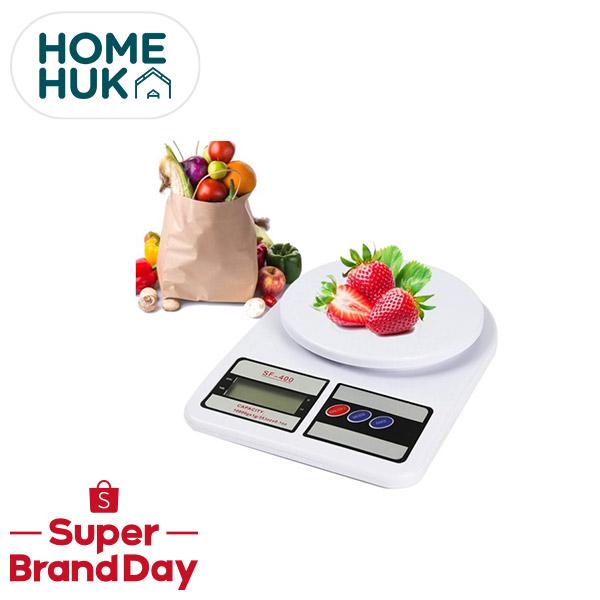 [ขายดี] KitchenMarks เครื่องชั่งน้ำหนักดิจิตอล 10kg ละเอียด 1g ปิดอัตโนมัติ Scale เครื่องชั่งในครัว เครื่องชัง Homehuk