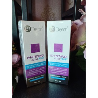 Review BR Derm Whitening active plus+