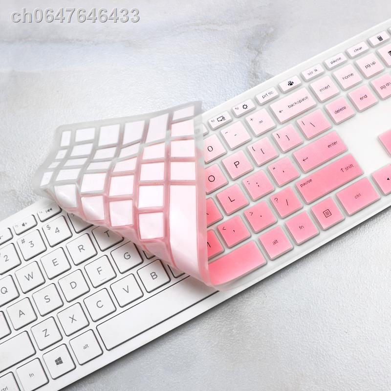 Keyboard Cover♧✳> HP Ou 22-c013 all-in-one คีย์บอร์ดเมมเบรน star series ฝาครอบป้องกัน 24-f035 คอมพิวเตอร์ฝุ่น