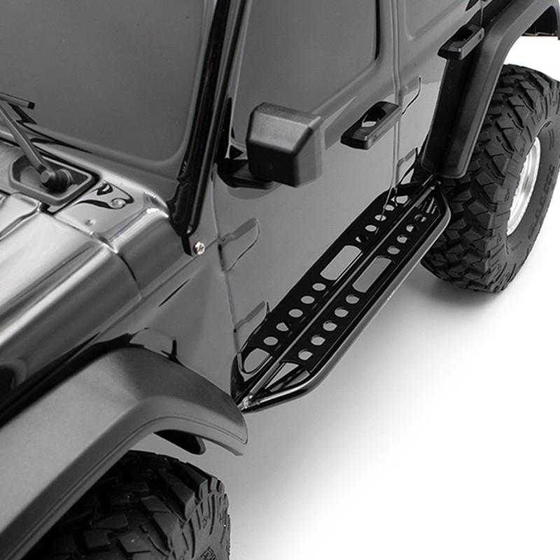 RC Spare Part Metal Front Bumper Accessory Durability Axial SCX10 JEEP RC Car