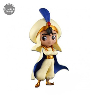 Review Banpresto Q Posket Disney Characters Aladdin Prince Style A:Normal Color-Ver.A สีเหลือง 4983164359046 (Figure)