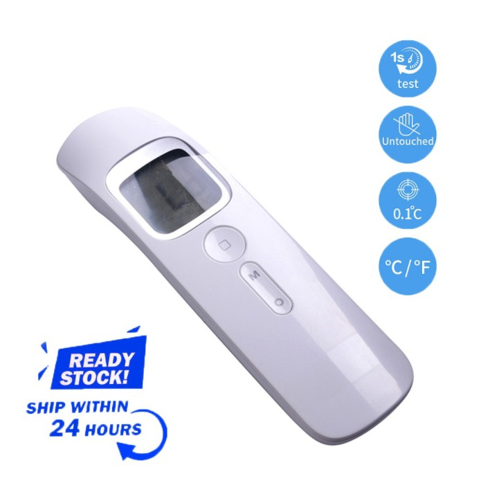 Baby Body LCD Digital IR Infrared Thermometer Non-Contact Laser Temperature Gun