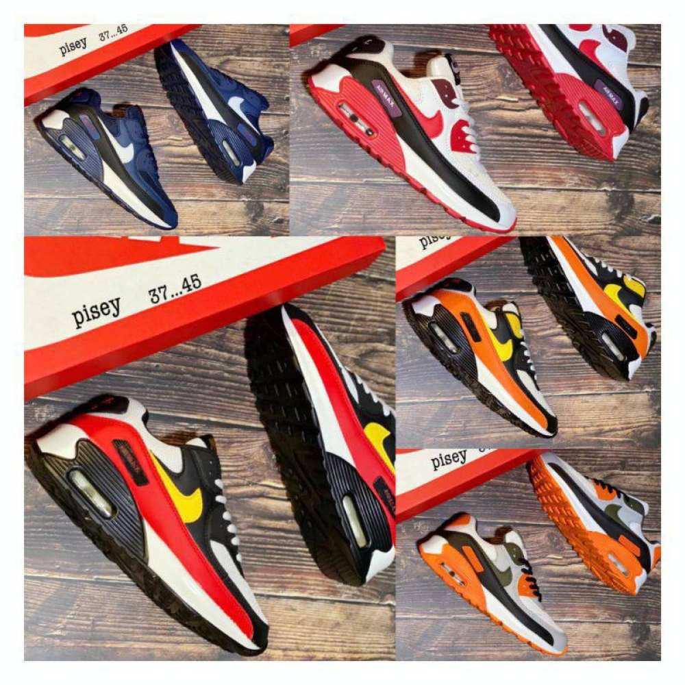 [ Tiger.Sports TH ] รองเท้าNike air max 90 SIZE.36-45 *มี 5 สี* รองเท้าผ้าใบ รองเท้าออกกำลังกาย รองเท้าเพื่อสุขภาพ