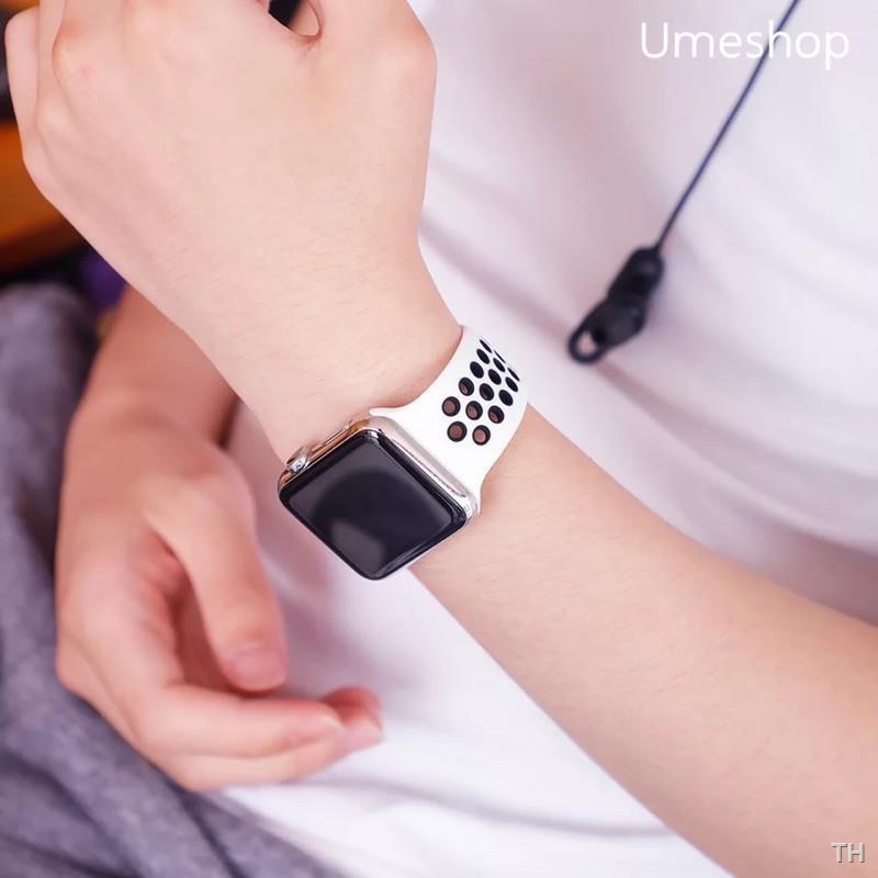 สะดวกสบาย✙📣🔥💥☂◄สาย สำหรับ Apple Watch Band Series 1 / 2 3 4/ 5/6/SE
