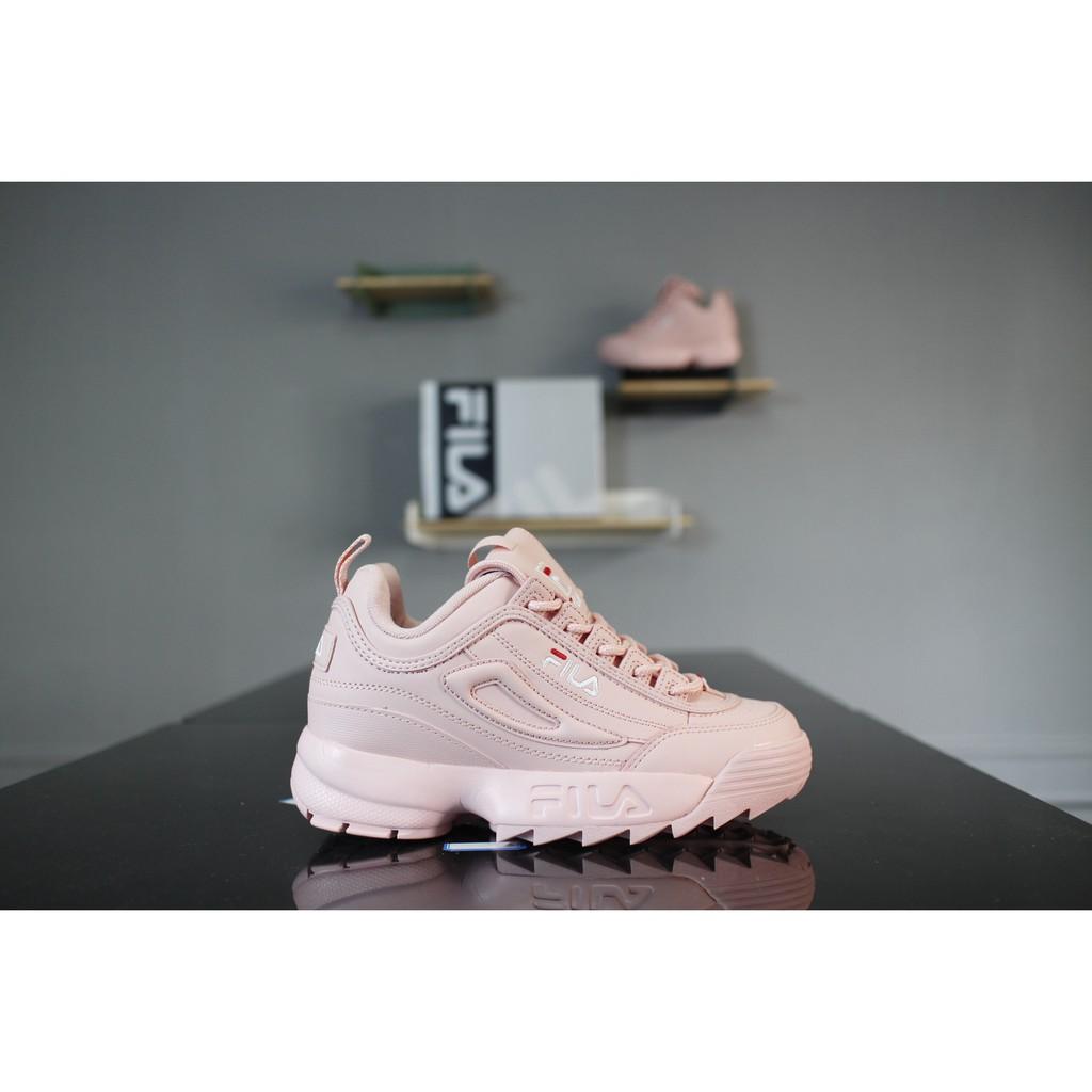 แท้ FILA รองเท้าลำลอง รองเท้ากีฬา รองเท้าวิ่ง รองเท้าสตรี   u47