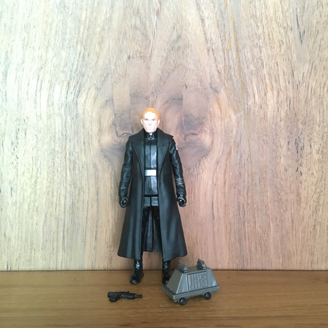 Star Wars Action Figure 1:18 General Hux
