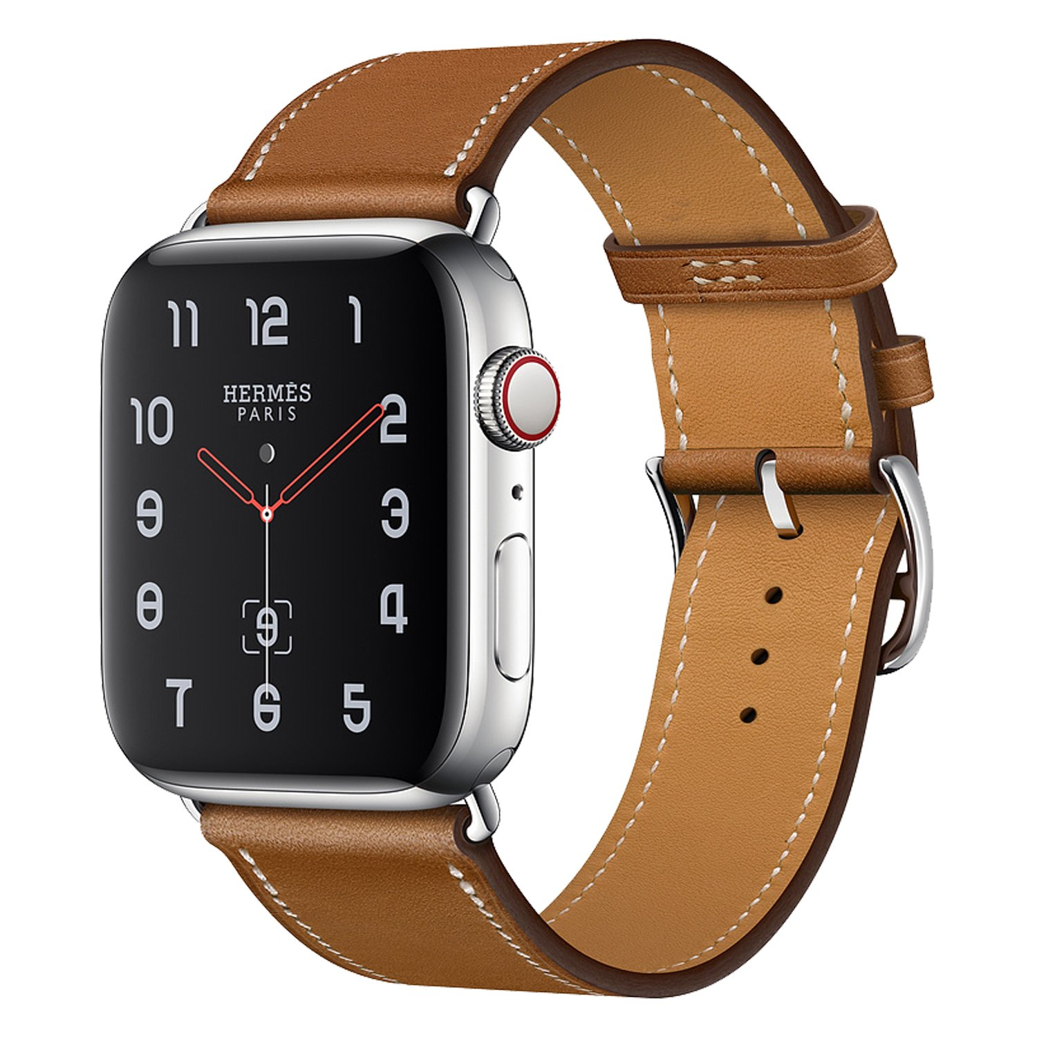Upscale newest Leather Loop for iwatch series se 6 5 4 3 2 1 40mm 44mm Strap for Apple Watch 38mm 42mm Band NMuy