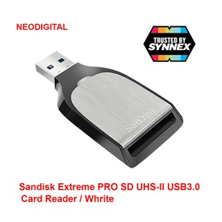 SANDISK EXTREME PRO® SD™ UHS-II CARD READER/WRITER
