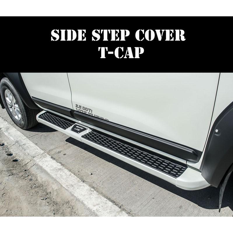 SIDE STEP COVER ครอบบันไดข้าง NAVARA NP300 2015-2019 สำหรับ รถสูง (4 ประตู)