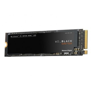 WD BLACK SN750 1TB SSD NVMe M.2 2280 (5Y) (MS6-67) Internal Solid State Drive