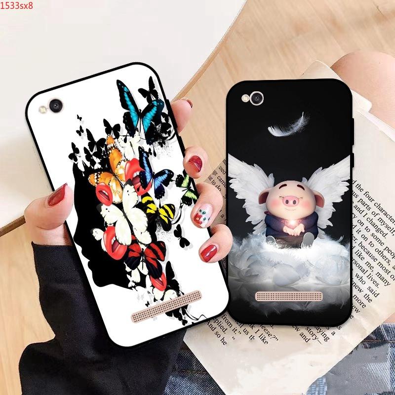 Samsung A3 A5 A6 A7 A8 A9 Pro Star Plus 2015 2016 2017 2018 Girl Silicon Case Cover