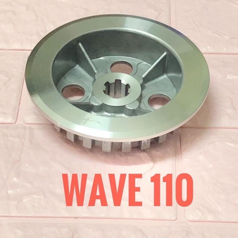 เรือนครัช 4 รู HONDA WAVE 110 ( ฮอนด้า เวฟ 110 ) KFL