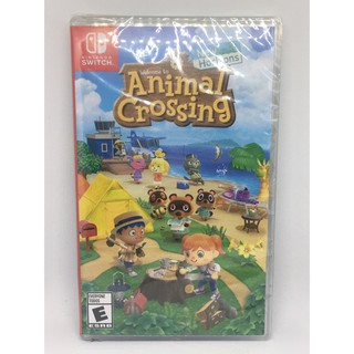 Animal crossing new horizon (NSW)