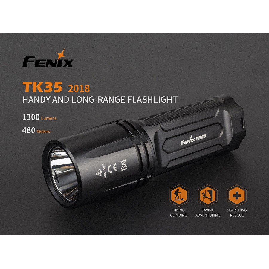 ไฟฉาย FENIX TK35 -2018