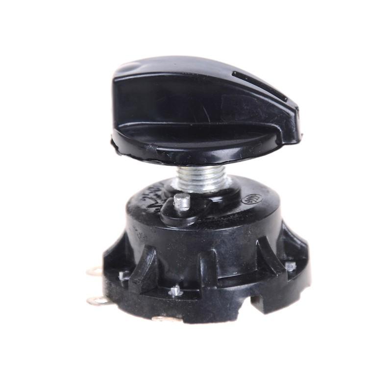 ราคาดีที่สุด ❤4 Position 3 speed Fan Selector Rotary Switch + Knob