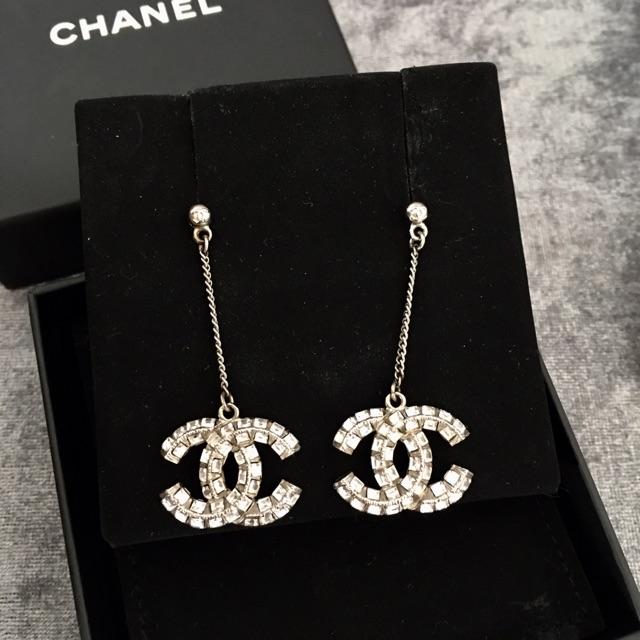 Chanel Chanel Earrings เเท้ Earrings