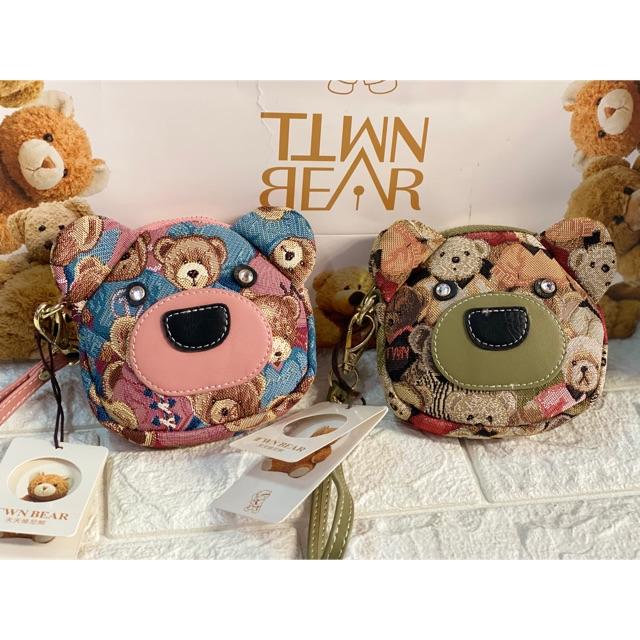 TTWN BEAR หมีหอม ใส่เหรียญ