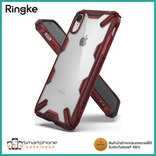 Review เคส iPhone XR - Ringke Fusion-X