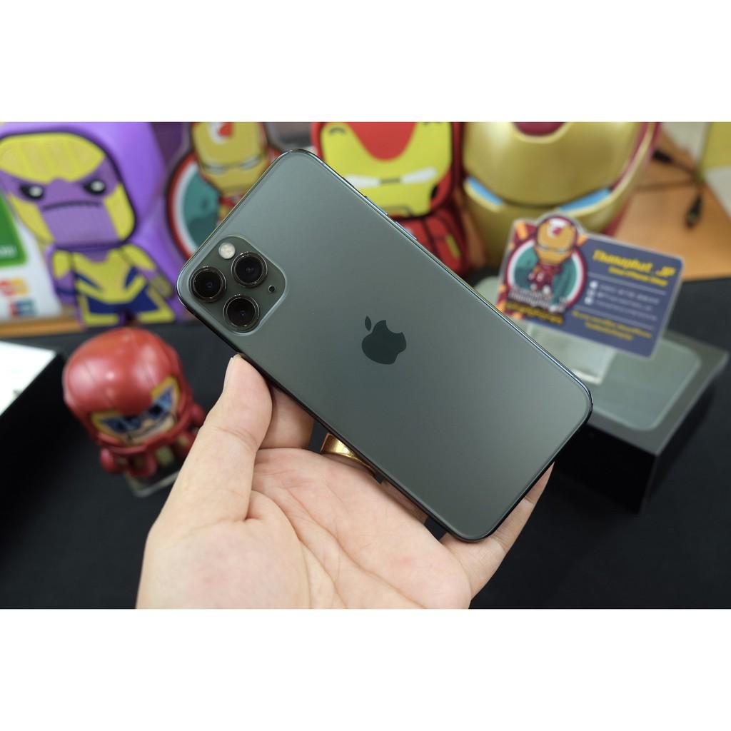 iPhone 11 Pro 512GB สีเขียว🌵 สวยๆ แท้ครบกล่อง เครื่องศูนย์TH