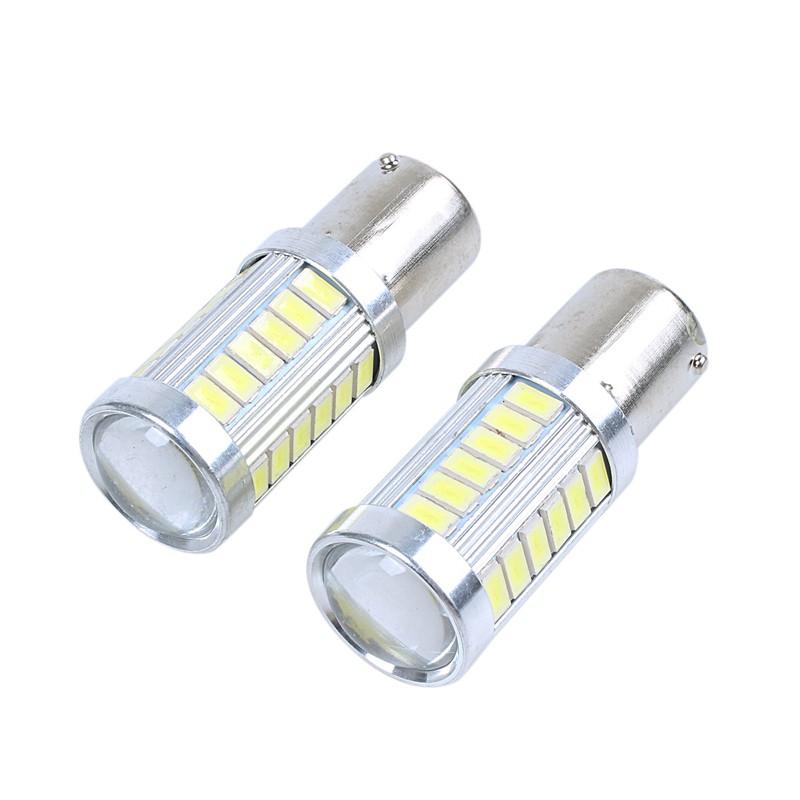 6x White T10 W5W 2 LED 3030 Car Interior Wedge Side Light Bulbs Lamp 168 194 192