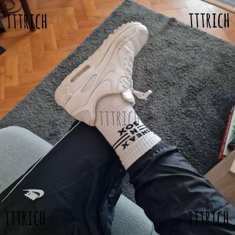Nike Air Max 90 สีขาว 🌡️🎱🌏