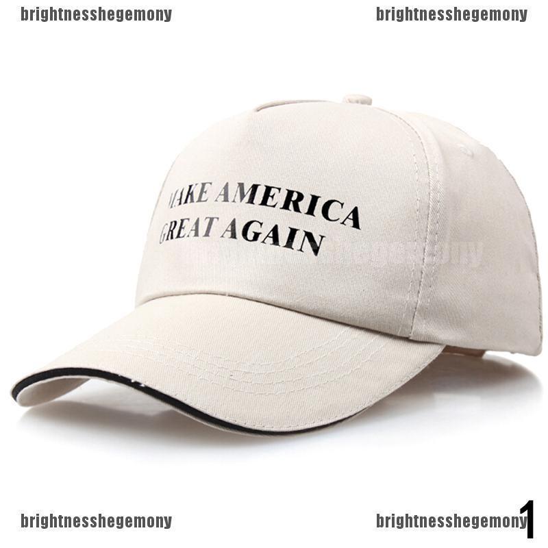 Donald Trump Make America Great Again Hat 2020 Republican Adjustable Red Cap