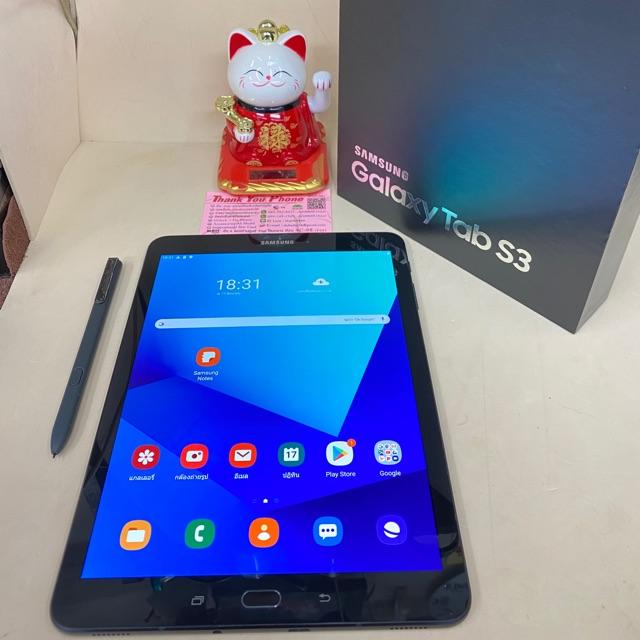 # Samsung Galaxy Tab-S3-9.7ศูนย์ไทยแท้มือสองสภาพสวยงามมาก