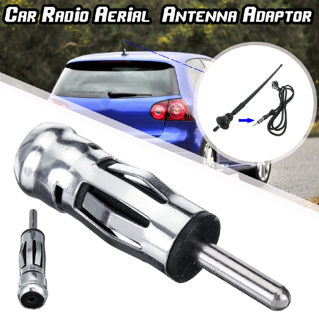 Car Aerial Adaptor For Car Radio ISO to DIN