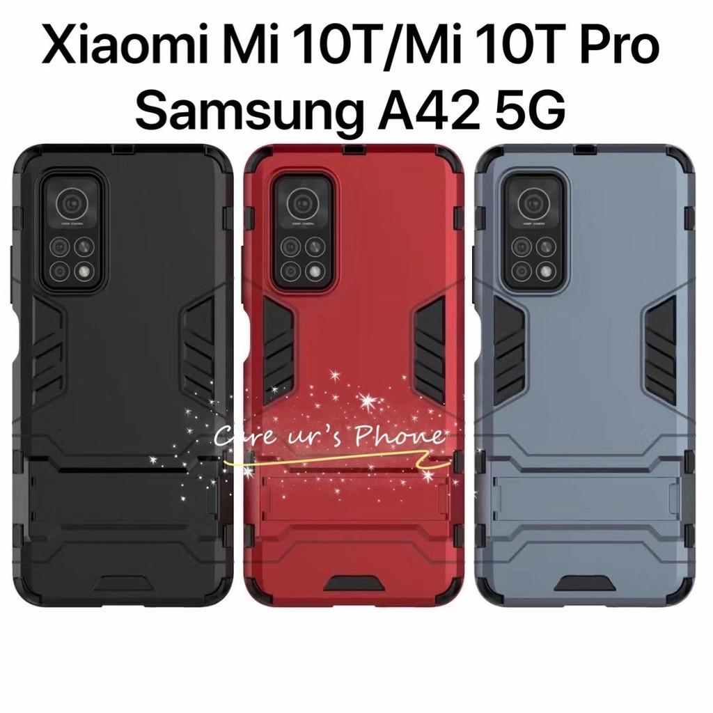[ส่งจากไทย] Xiaomi Mi 10T Pro/Mi 10T/Samsung A42 5G Case เคสโทรศัพท์ เสี่ยวมี่ เคสกันกระแทก