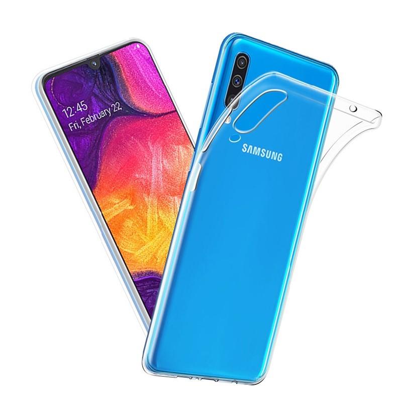 เคสโทรศัพท์ซิลิโคนแบบใสสํ case Samsung Galaxy J2 Pro Core J3 J4 J6 J8 A6 A7 A8 A9 Plus 2018 Soft Transparent Silicone phone Case