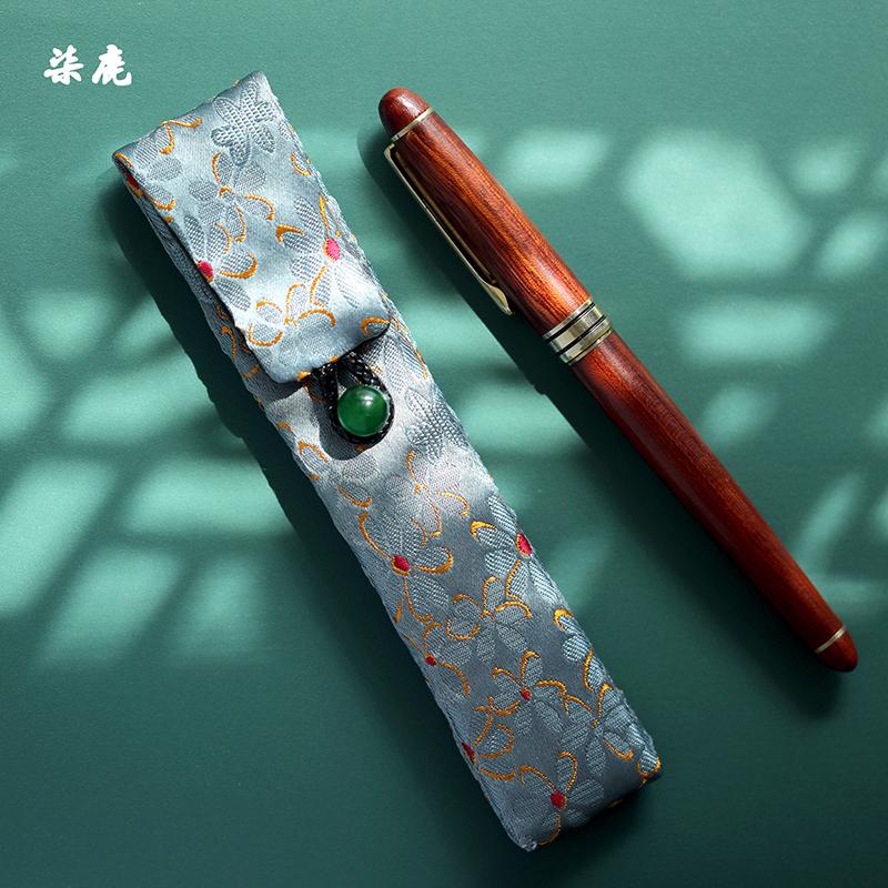 ↘≗🔥จัดส่งที่รวดเร็ว🔥ชุดกล่องดินสอSeven Deer 丨ปลอกปากกาด้านในกำมะหยี่ซองใส่ปากกาแพ็คเดียวซองใส่ปากกา applepencil ซองใส่