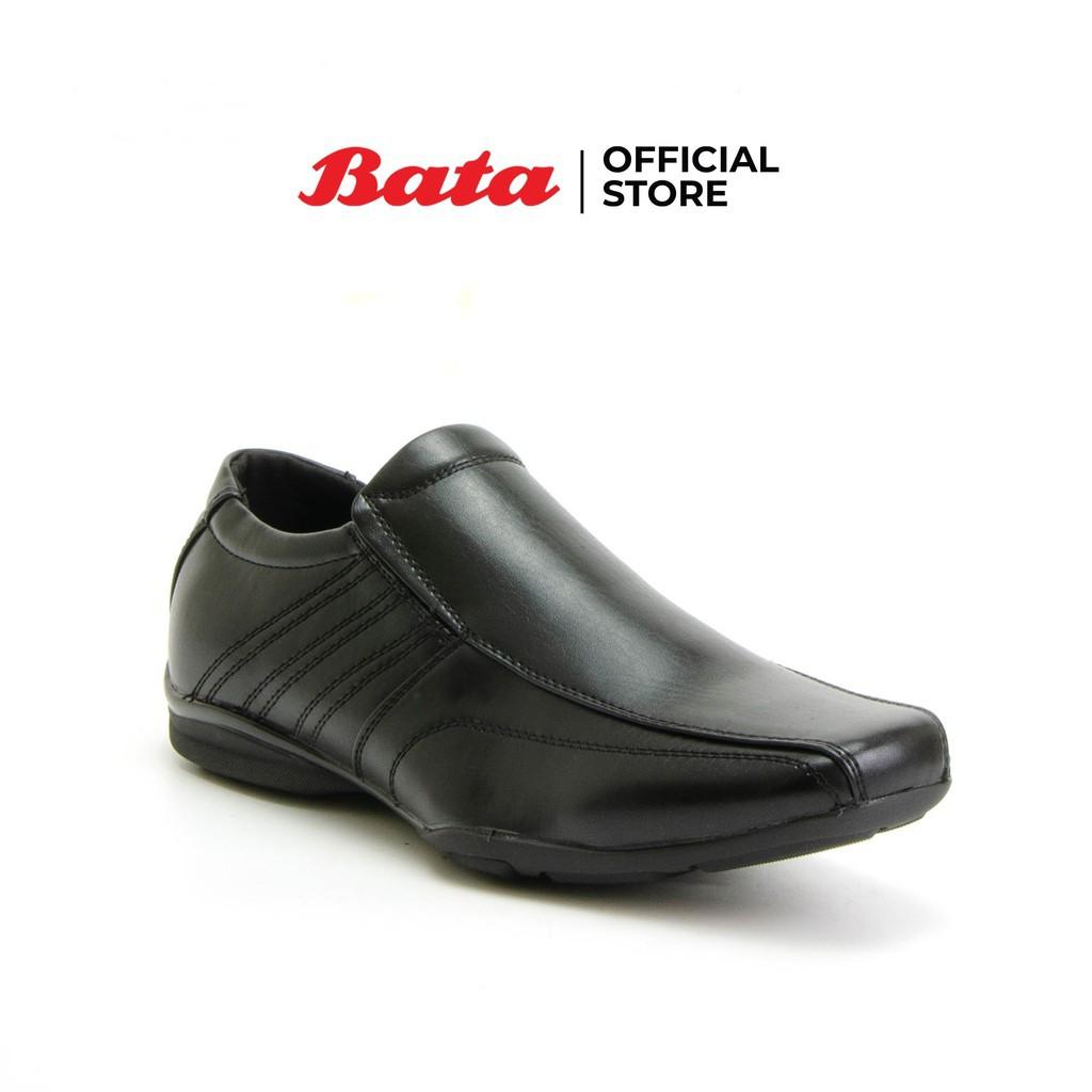 Bata รองเท้าผู้ชายคัชชู MEN'S DRESS CONTEMPORARY สีดำ รหัส 8516606
