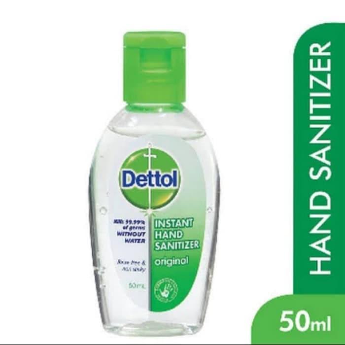 Dettol เจลล้างมือ Ori 50 มิลลิลิตร