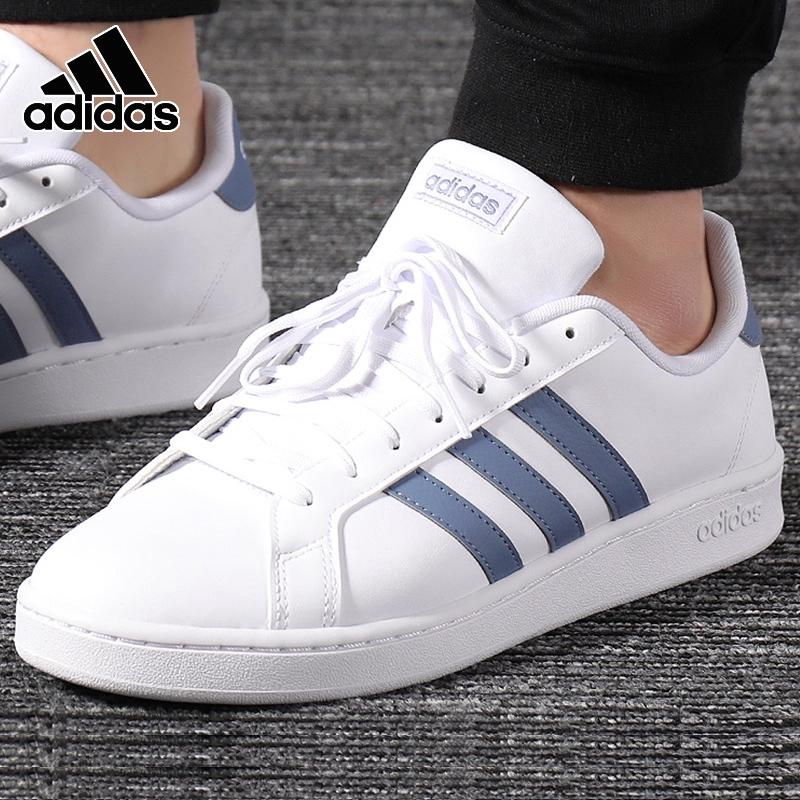 adidas shoes 2020 neo รองเท้าผ้าใบลําลองเหมาะกับการเล่นกีฬา f 364003