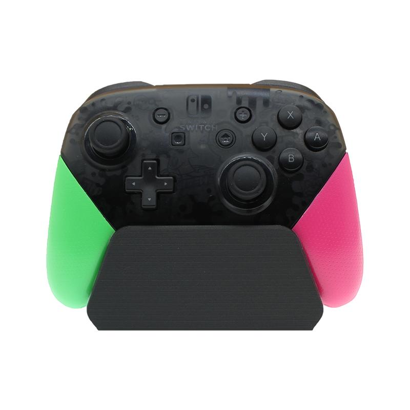 nintendo switch hori NintendoswitchมือจับproLiangyiรุ่นที่สองที่จับยึดชั้นแขวนผนัง ติดผนัง ผนัง แขวนผนัง GQ6i