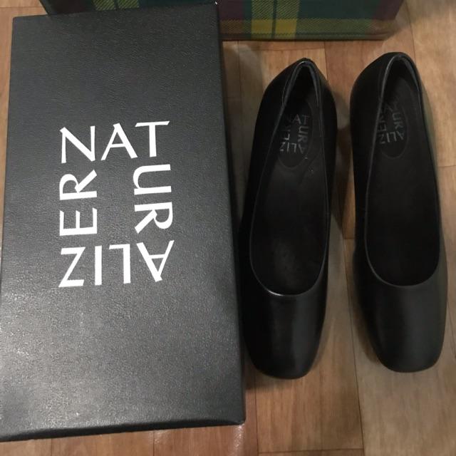รองเท้าหนังคัชชู Naturalizer มือ2ของแท้สภาพ99%