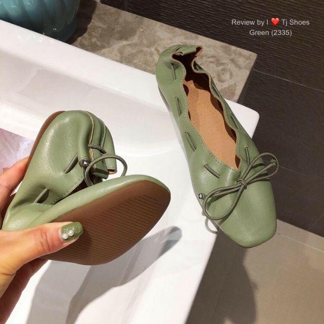 รองเท้าคัชชูเพื่อสุขภาพนำเข้า《2335》