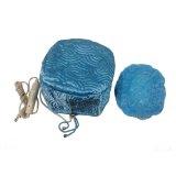 Zirana หมวกอบไอน้ำช่วยบำรุงเส้นผม รุ่น cap1 - Blue