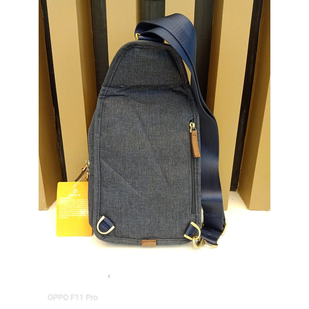 ❦PAE กระเป๋าสะพายข้าง  Devy รุ่น 03-1526 ราคาพิเศษ 890 สีกรมท่าเป้สะพายข้างชายกระเป๋าสะพายข้างชาย