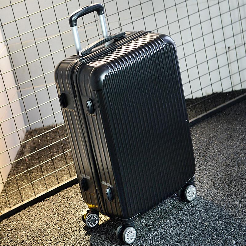 กระเป๋าเดินทางผู้ชายกระเป๋าเดินทางกระเป๋าเดินทางที่แข็งแกร่งทนทานรหัสผ่านกล่องหนัง24-นิ้ว26หนาความจุขนาดใหญ่28-นิ้ว