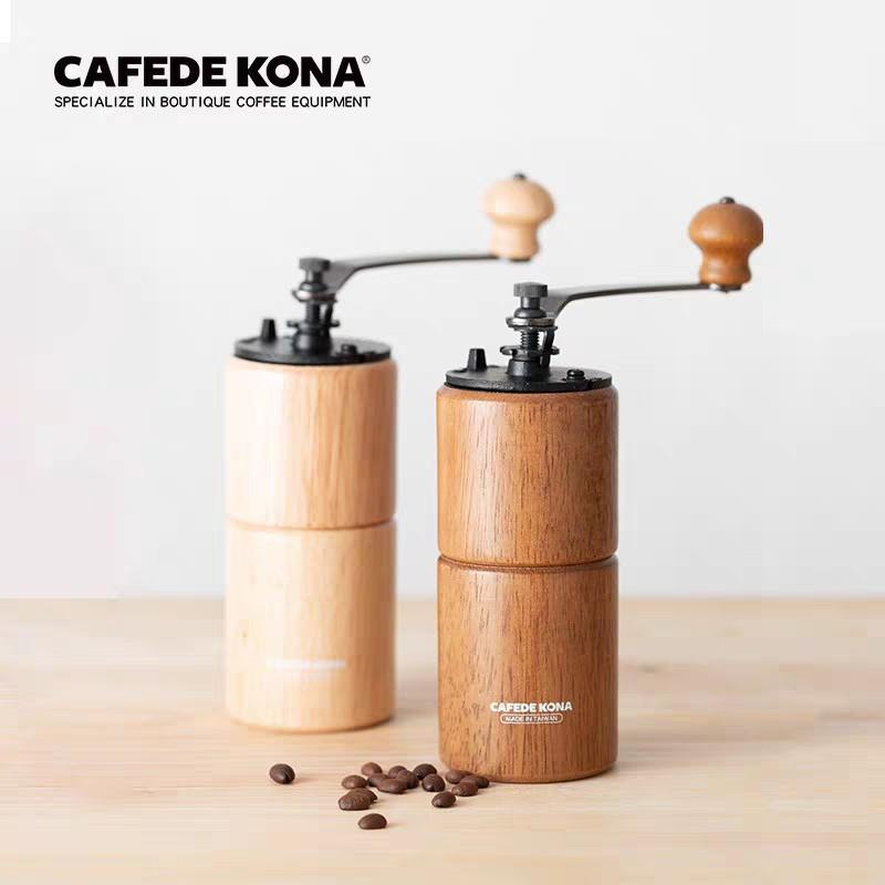 เครื่องบดกาแฟแบบทำมือทำด้วยตนเอง