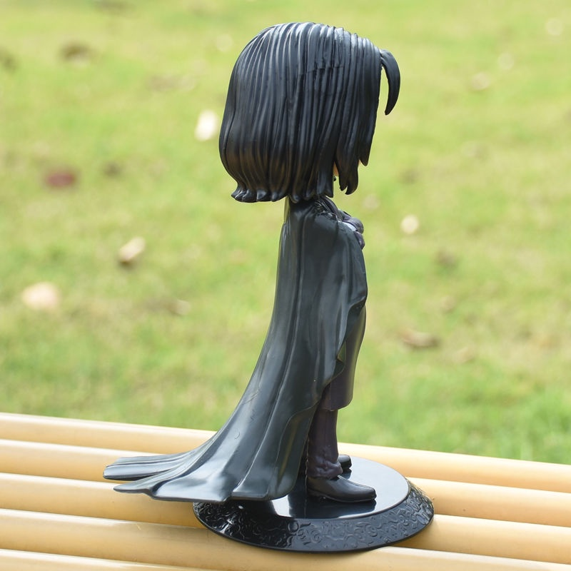 Orders over499Free Movie Harry PotterQVersion Doll Professor SNEP Peripheral Doll Cake Ornaments Hand Office Model Doll