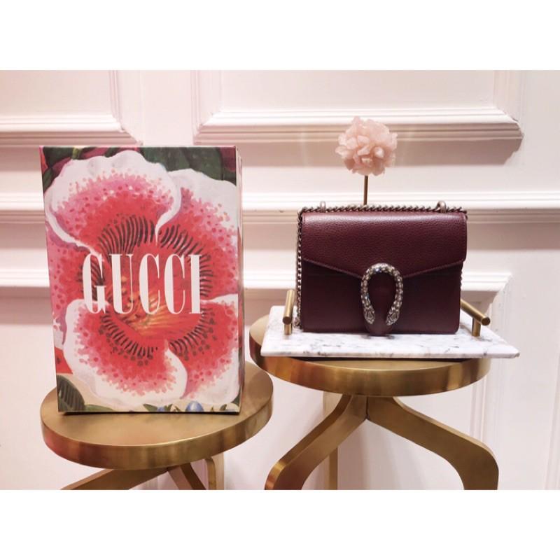 กระเป๋าสะพายไหล่หัวเสือ Gucci Gucci Classic Dionysus Dionysus Dionysus