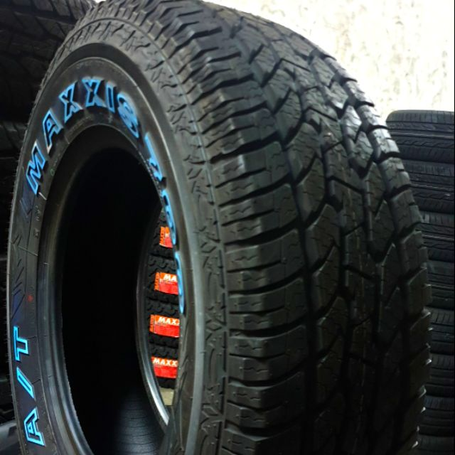 ยาง Maxxis Bravo At700 265 70 R16