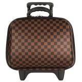 ℡☌✶MZ Polo กระเป๋าเดินทางล้อลาก 14 นิ้ว รุ่น 641B (Brown)