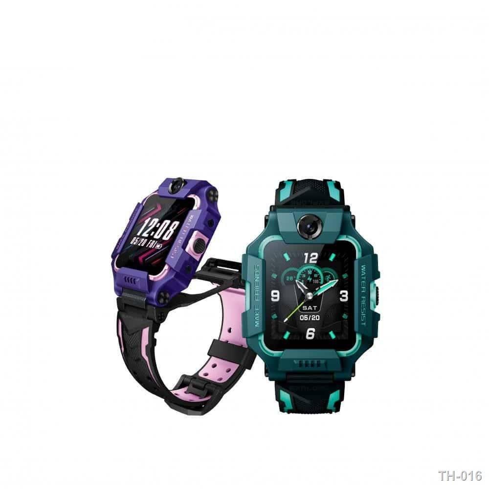 ♟imoo Watch Phone Z6 นาฬิกาไอโม่ ระบุตำแหน่ง วิดีโอคอล Dual Camera ติดตามตัวเด็ก
